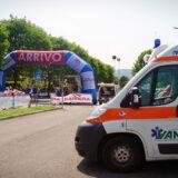 ambulanza per eventi sportivi